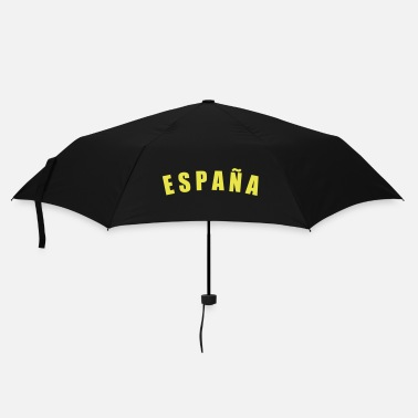 Portugal ESPAÑA Spain Spanien fútbol calcio football Fußball Länder countries WM cup sports - eushirt.com - Parapluie standard