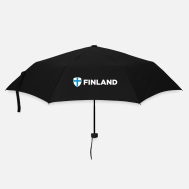 Norway National Flag of Finland - Umbrella (small)