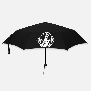 Classical Music Tuba wind instrument for marching band - Umbrella (small)