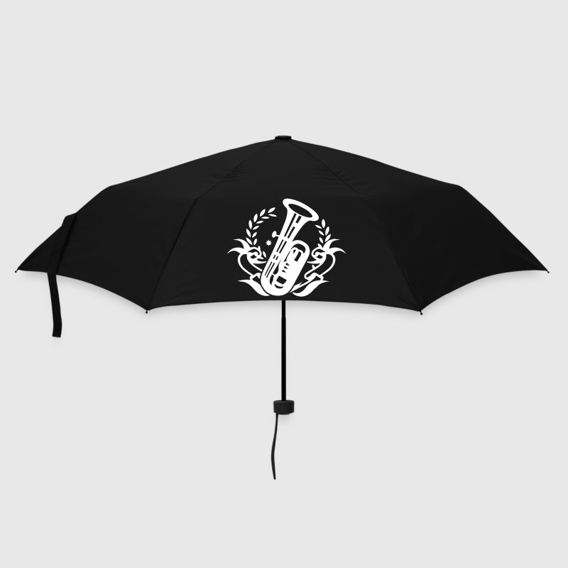 Tuba wind instrument for marching band - Umbrella (small)