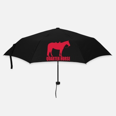 Equestrian Sports Quarter Horse - Umbrella