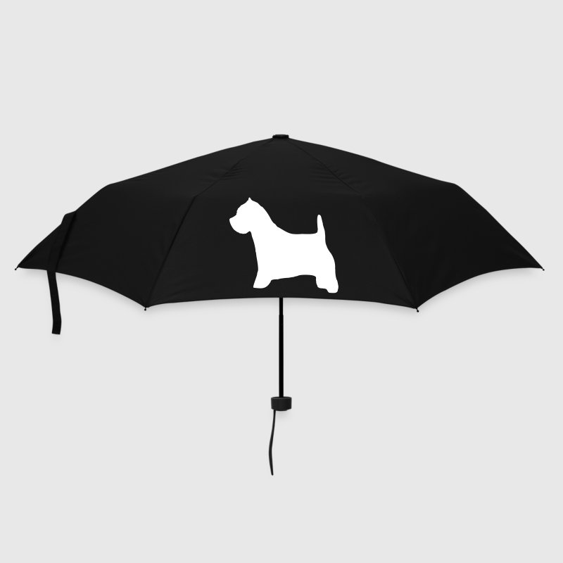 westie - Umbrella (small)