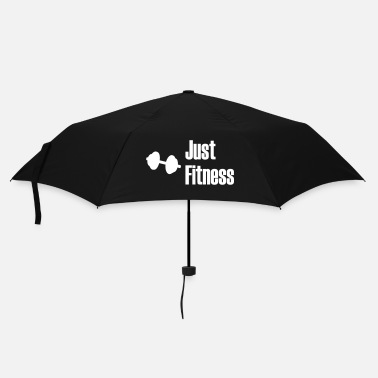 Just Just fitness - Regenschirm