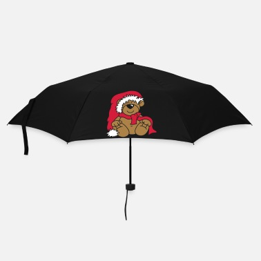Dormir Sweet little Christmas Bear - Parapluie standard