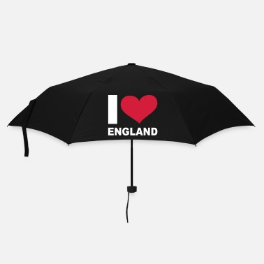 Gb I LOVE England - eushirt.com - Umbrella