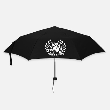 Laurel Cones, spheres and laurel wreath - Umbrella
