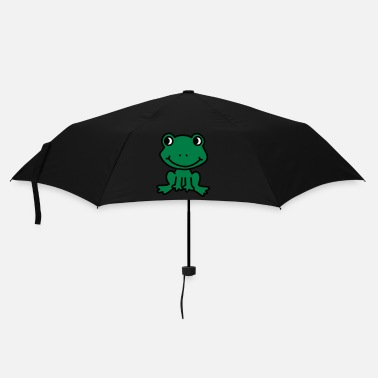 Swim Happy Frog (3 colors) - Umbrella (small)