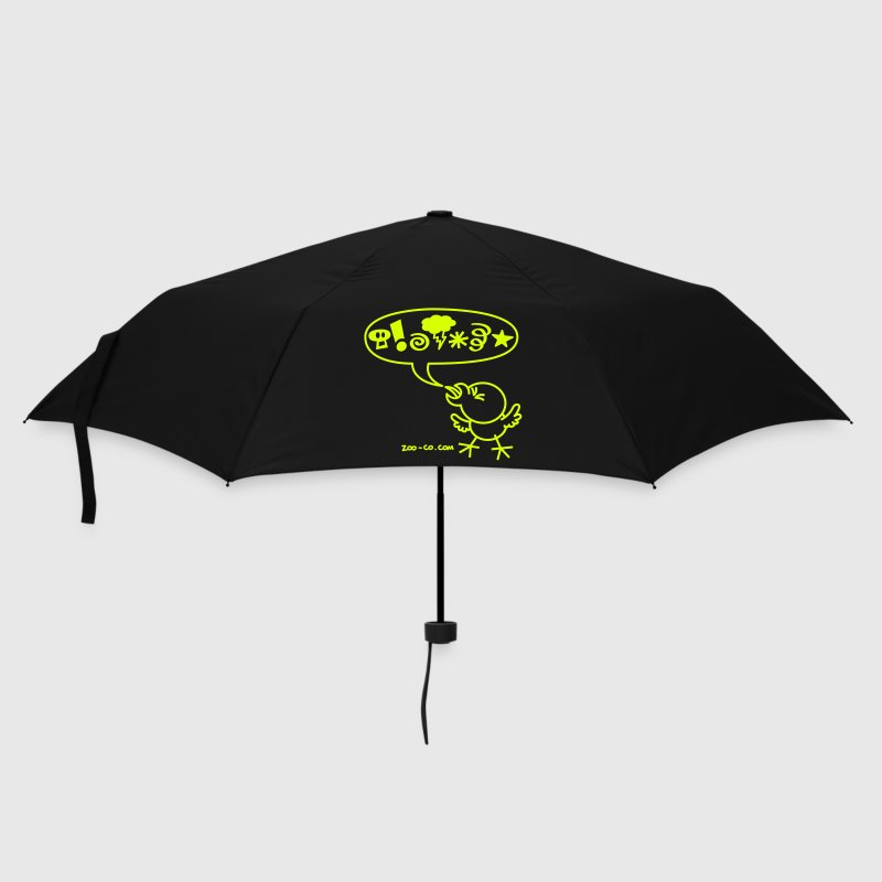 Rude Chicken - Umbrella (small)