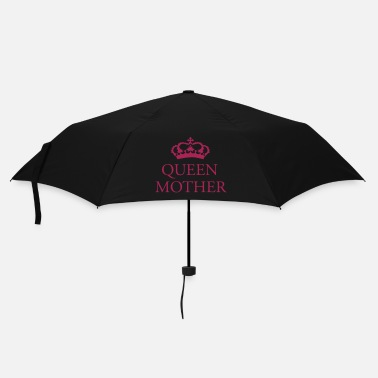 Majesty Gin O'Clock Queen Mother - Umbrella