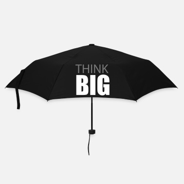 Big think big - Umbrella (small)