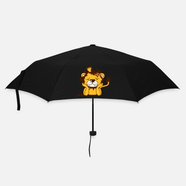 Paw lion with crown - Umbrella