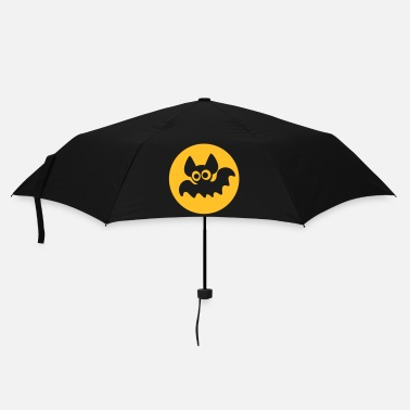 Contre Chauve-Souris Cartoon par Cheerful Madness!! - Parapluie standard