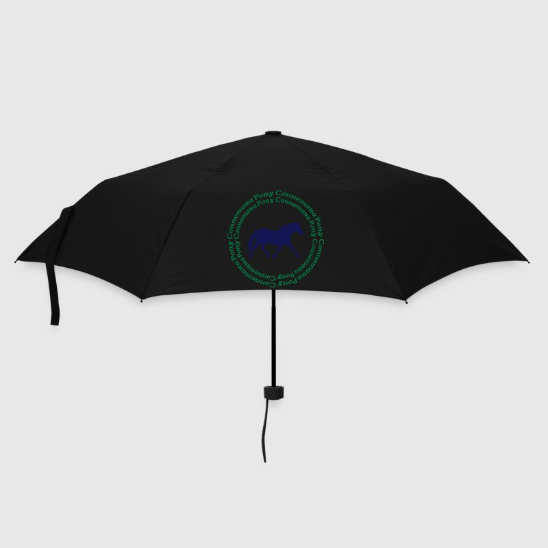 Connemara Pony -this design lets you change the colours - Umbrella (small)