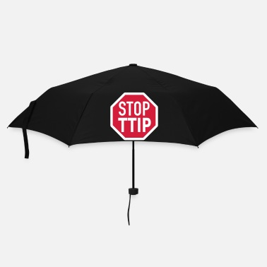 Anti STOP TTIP - Ombrello tascabile