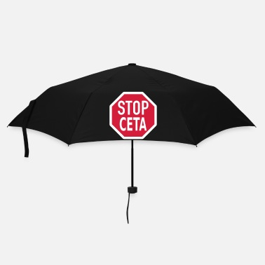 Anti STOP CETA - Ombrello tascabile