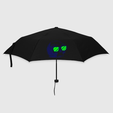 Skull with sunglasses  - Umbrella (small)
