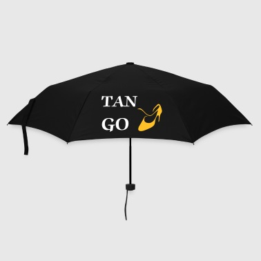 Shoe Argentine Tango - Women Dance Shoes - Design - Umbrella (small)