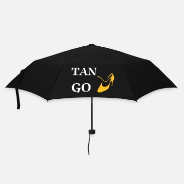 Dance Couple Argentine Tango - Women Dance Shoes - Design - Umbrella