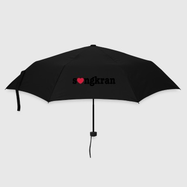 Thailand s❤ngkran - Umbrella (small)