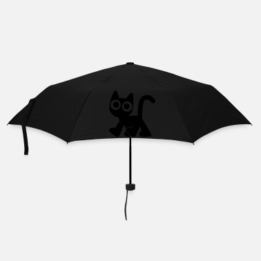 Change Petit Chat Cartoon en Marche by Cheerful Madness!! - Parapluie standard