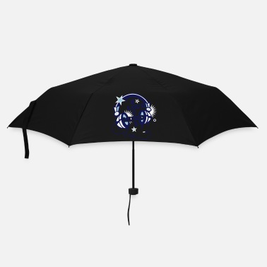 Tante  casque House Loud Music Design - Parapluie standard