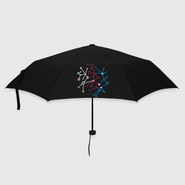 molecular pattern - Umbrella (small)
