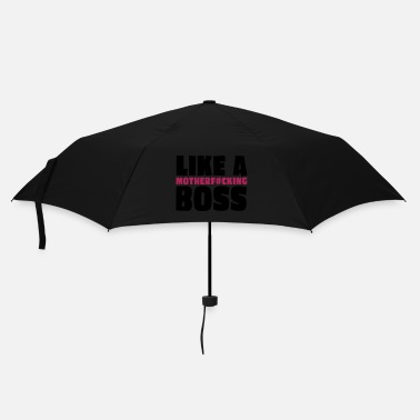 Scène like a motherfcking boss 2c - Parapluie standard
