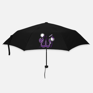 Sun Signs Allah - Umbrella