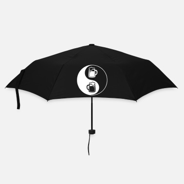 Beer Yin Yang Beer  - Umbrella (small)