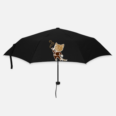 Like A Sir Sir Cat - Umbrella