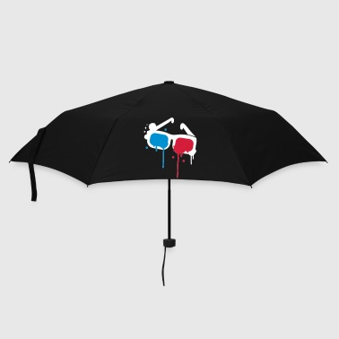 3D glasses - Umbrella (small)