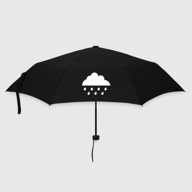 Rain and cloud - Umbrella (small)