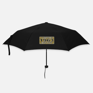 Birthday year 1963 limited edition - Umbrella (small)