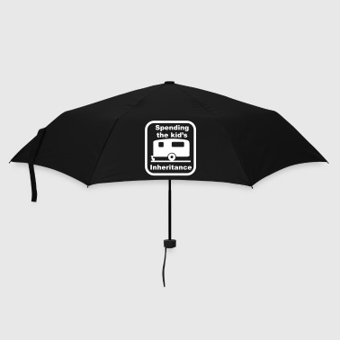 Kid's inheritance - Umbrella (small)