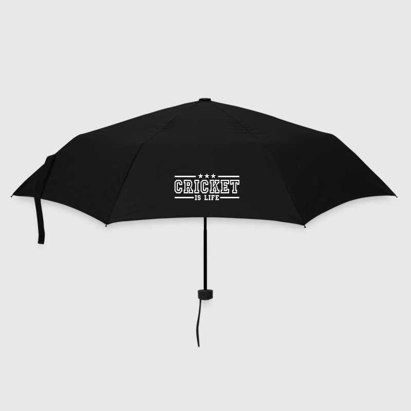 cricket is life deluxe - Umbrella (small)