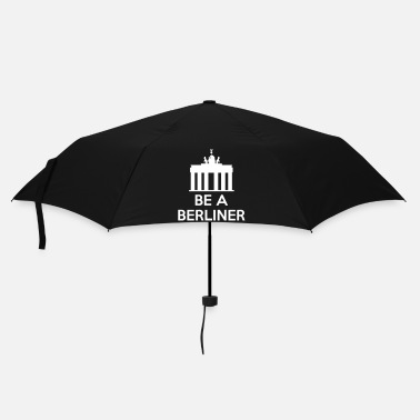 Berlin Be A Berliner - Parapluie standard