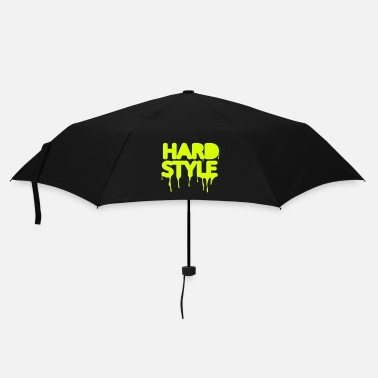 Feel hardstyle techno music - Regenschirm