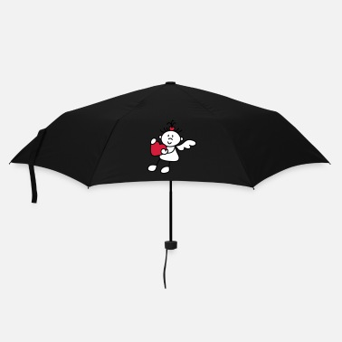 Stick Figure Sweet little angel - Umbrella