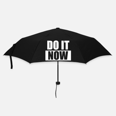Saggezza DO IT Now - eushirt.com - Ombrello tascabile