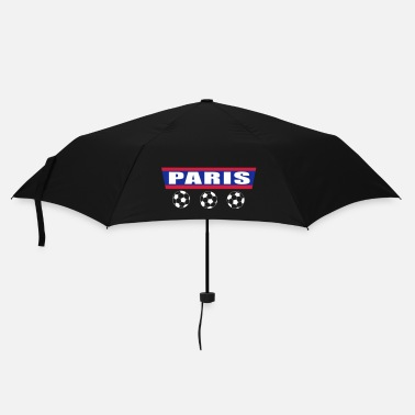 Fier Paris Football 2 - Parapluie standard