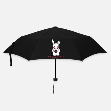Right Rabbit looks for the right heart - Umbrella
