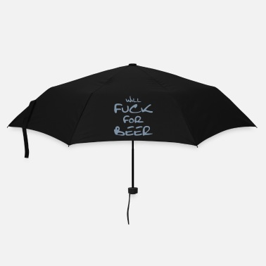 Beer Fuck for beer - Umbrella (small)