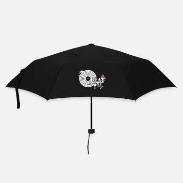 Turntable Record with pickup - Umbrella
