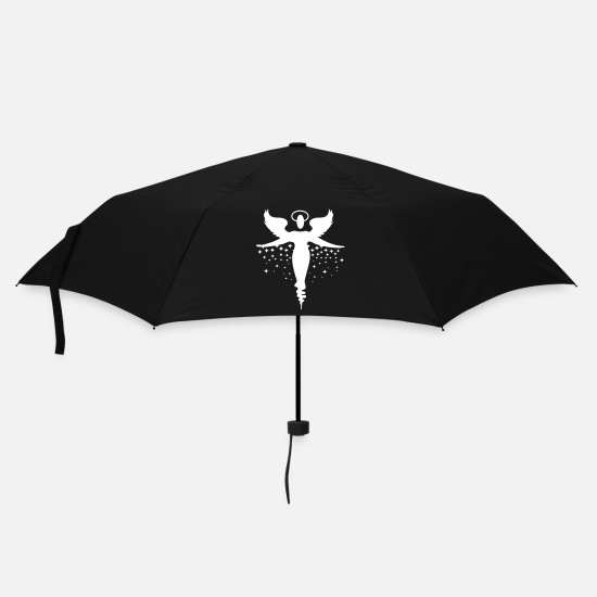 Fly Umbrellas - The Star seraph  - Umbrella black