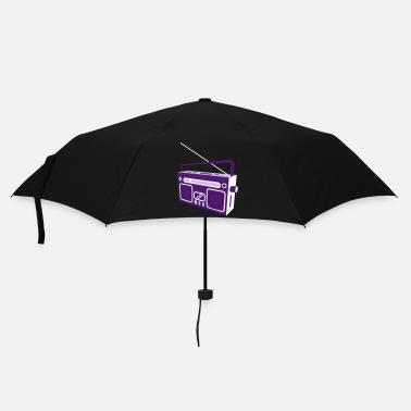 Radio radio cassette recorder - Umbrella