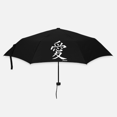 Chinois signe chinois amour - Parapluie