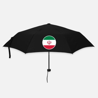 Bandera Iran, إيران, Irán, Flaggen, flags, Länder, countries, الثورة, Revolution, انقلاب, eushirt.com - Regenschirm