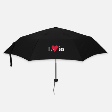 Sex I love sex EN - Umbrella (small)