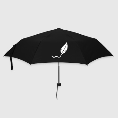 Pen Is Feather - Umbrella (small)
