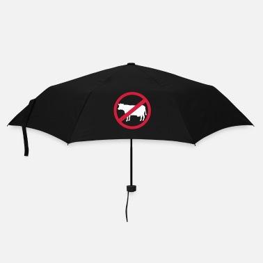 Vegan Vegetarian - Umbrella (small)